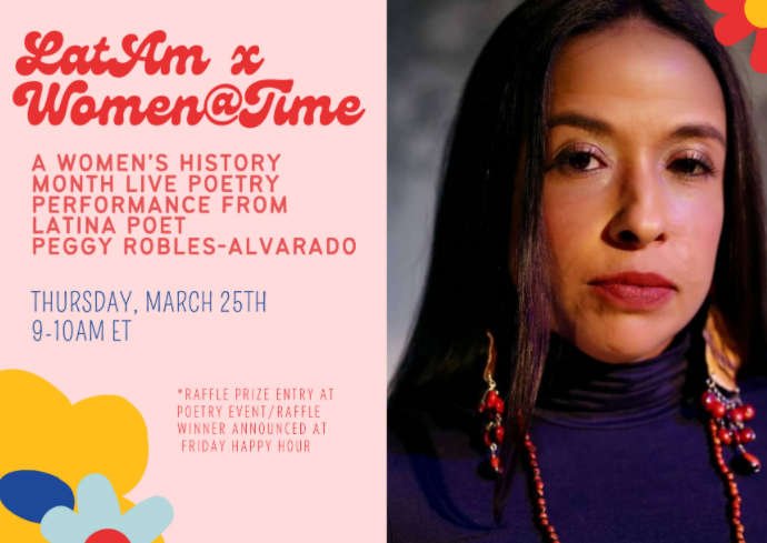 LatAm X Women @ Time
